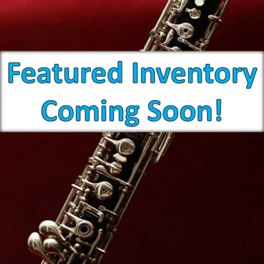 Featured Inventory Coming Soon!