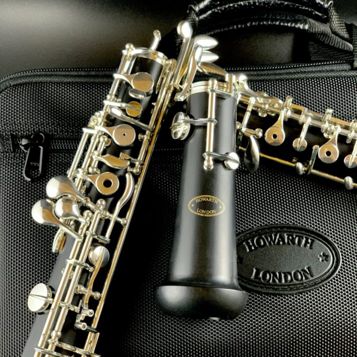 Howarth S40C oboes - 2